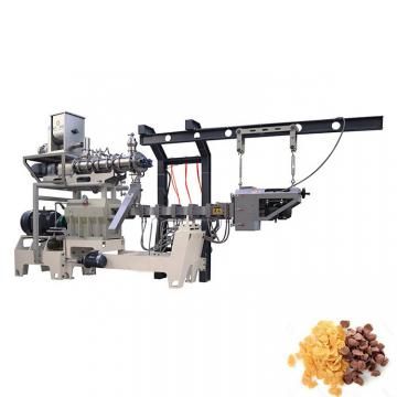 Instant Oat Beans Rice Corn Flakes Flaking Making Machine