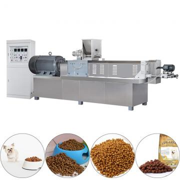 Most Popular Small Scale Pet Food Processing Machinery From Jinan