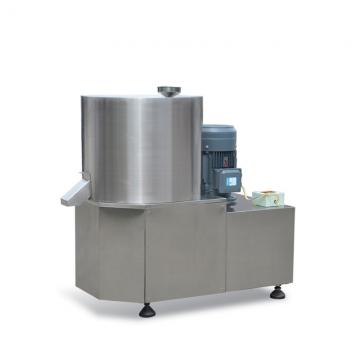Corn Wheat Flour Crispy Puffed Food Maker Machine