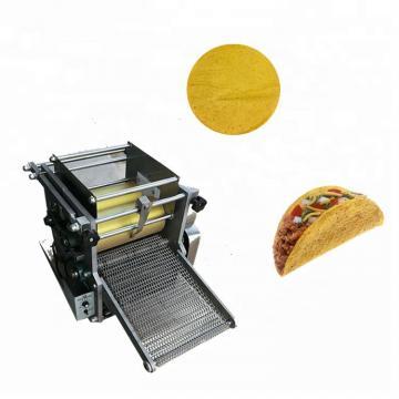 15cm 20cm 8 Inches 10 Inches Automatic Roti Tortilla Maker Making Machine