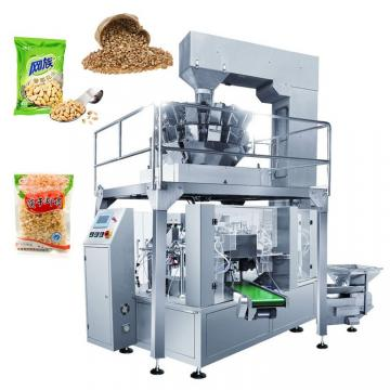 Coffee Sugar Granule Salt Chips Rice Nuts Chocolate Grain Beef Jerky Popcorn Dates Potato Chips Beans Snack Food Vertical Packaging Machine