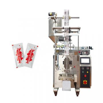 Automatic Tomato Sauce Bottle Filling Packing Machine