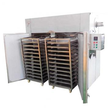 Continuous Tunnel Mesh Belt Dryer Fruit Vegetable Drying Machine