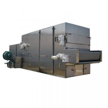 Hemp Continuous Herbs Sterlizer Belt Dryer Drying Machine