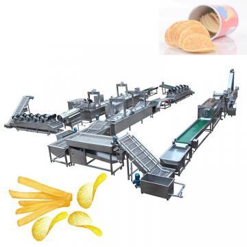 Chips Frying Crisp Potato Wave Chips Making Machine Potato Chip Maker Equipment