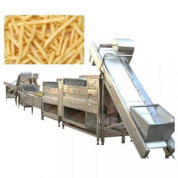 Various Potato Chips Making Machine, Continous Mesh Belt Dryer