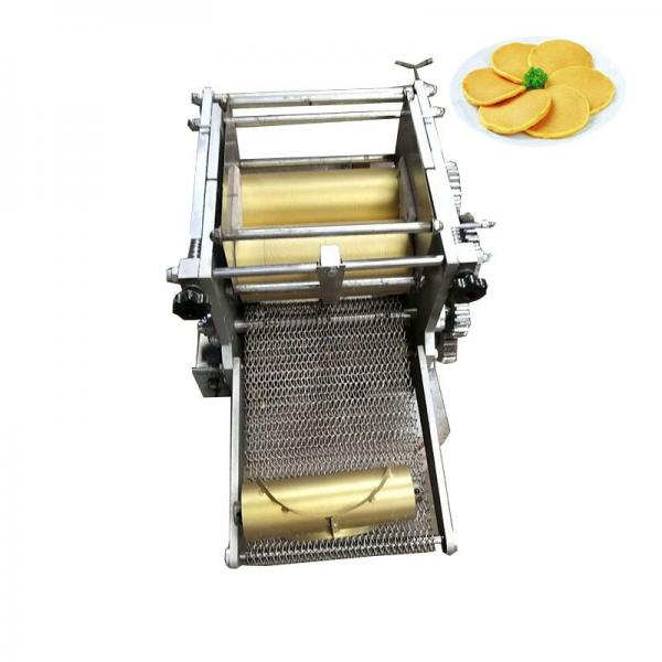 SS304 Reliable Extruded Tortilla Equipment /Industrial Tortilla Chip Machine for Sale with Ce #1 image