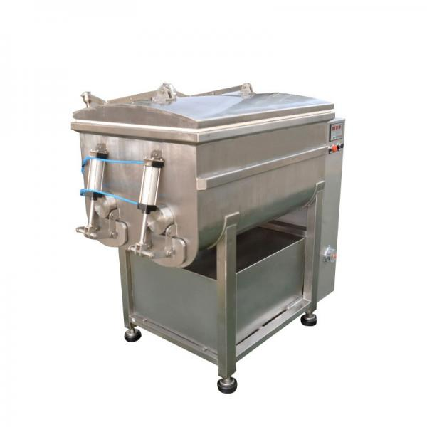 Ce Approved Meat Mixing Equipment Vacuum Meat Mixer #1 image