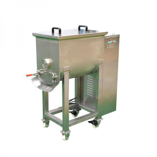 Vacuum Meat Mixer -Meat Processing Machinery-Best Meat Mixer #1 image