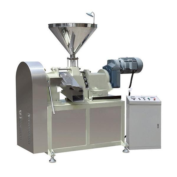 China High Quality Cheetos Kurkure Corncurls Making Machine #1 image