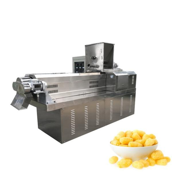 China Automatic Breakfast Cereal Corn Flakes Making Machine #1 image