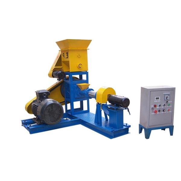 Agricultural Rice Pet Food Feed Processing Manufacturing & Processing Machine Freeze Dryer Machinery #1 image