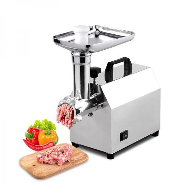Commercial Meat Slicer Meat Mixer Grinder Bowl Sausage Meat Grinder with Stuffer #1 image