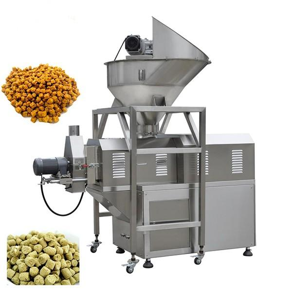Small Pet Feed Dog/Cat Fodder Food Making Machine From China Factory #1 image