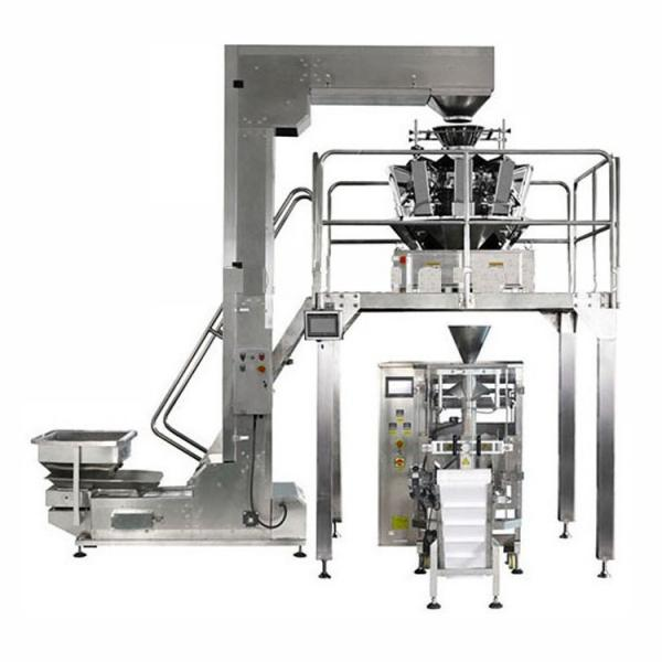 Wholesale Granular Popcorn Automatic Weighing Bag Packing Vffs Packaging Machine #1 image