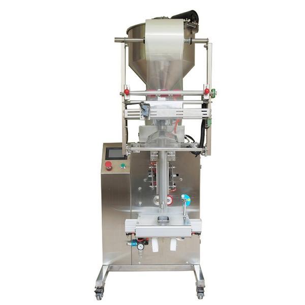 Automatic Water/ Milk / Juice /Shampoo/ Honey/Tomato Sauce/ Mustard Oil / Butter Liquid Plastic Sachet Small Vertical Packing Packaging Machine Price #1 image