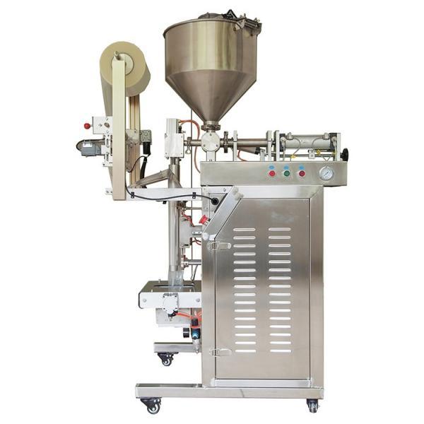 Tomato Sauce Filling Machine Paste Filling Sealing Machine Peanut Butter Packing Machine #1 image