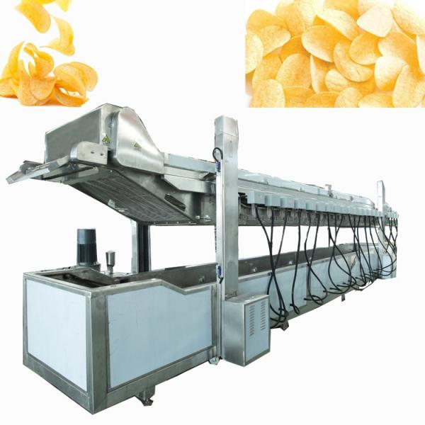Sweet Potato Chips Dw Multi-Layer Belt Dryer Machine #3 image