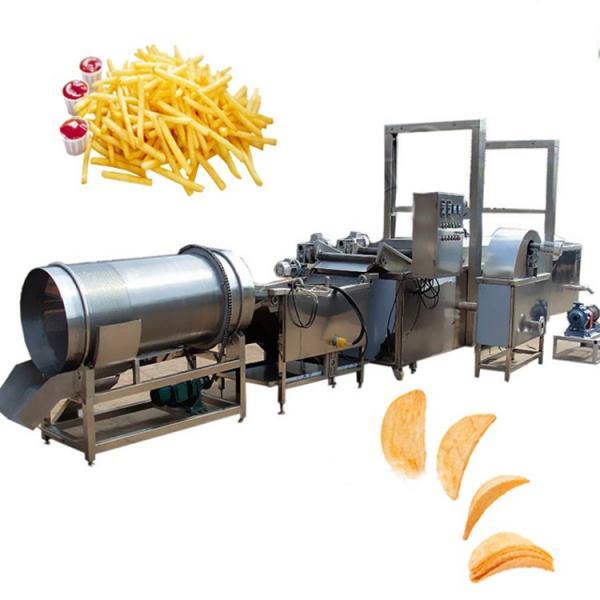 Sweet Potato Chips Dw Multi-Layer Belt Dryer Machine #2 image