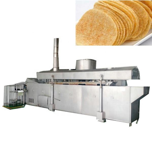 Sweet Potato Chips Dw Multi-Layer Belt Dryer Machine #1 image