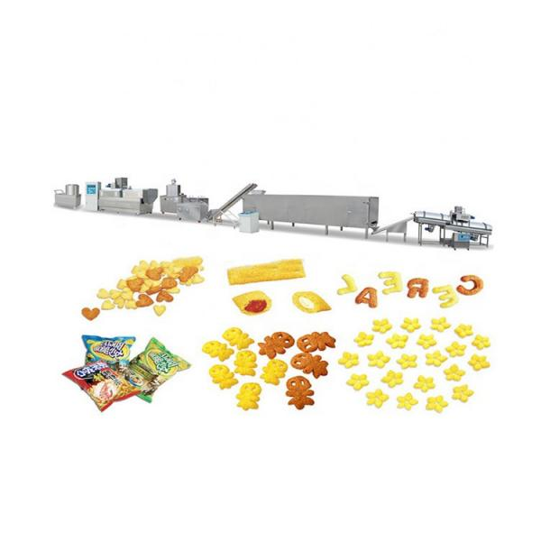 High Capacity Snack Machinery Core Filled Food Production Line #2 image